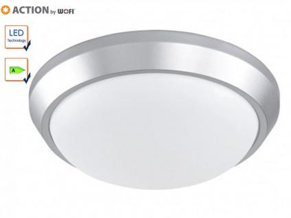 LED Deckenlampe Deckenleuchte klassisch, 33cm, Action by Wofi