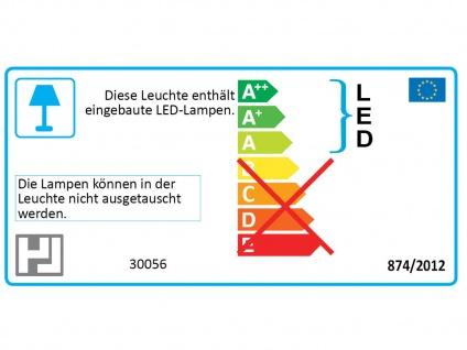 Verstellbares LED Wandleuchten 2er Set 35cm mit Schalter für Dimmen Farbwechsel - Vorschau 2