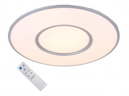 WIZ Runde LED Deckenleuchte in Silber mit Alexa oder App steuern fürs Esszimmer - Vorschau 2
