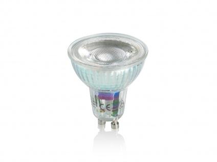 Extern dimmbares LED Leuchtmittel mit GU Fassung mit 5 Watt & 400lm in Warmweiß