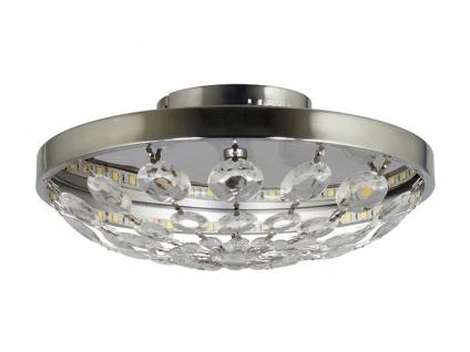 LED-Deckenleuchte mit Acrylanhängern, LED 13W / 590 Lumen Ranex