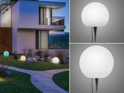 LED Kugelleuchten SET für den Garten Strom smarte Lichtsteuerung WIZ Dekokugeln