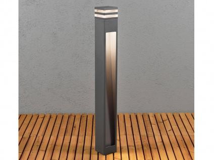 2er-Set Wegeleuchten MASSA anthrazit, 8 Watt HP-LED, 800 Lumen, IP54 - Vorschau 4