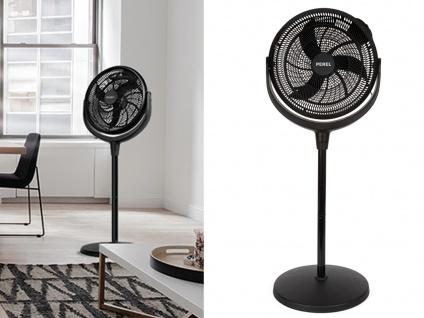 Standventilator Tischlüfter Höhenverstellbar Ø 40cm - 2er Set Zimmerventilator