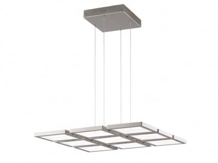 Quadratische Design LED Pendelleuchte 139W - extern dimmbar - Esstischlampen