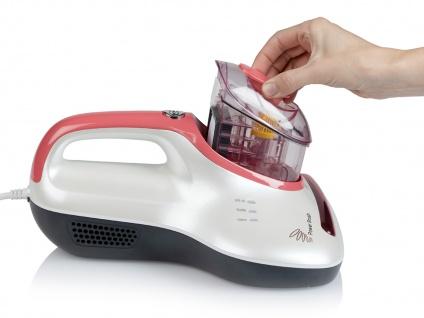 UV Licht Milbensauger gegen Hausstaubmilben für Matratzen Milbenstaubsauger Bett - Vorschau 3