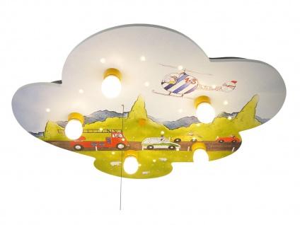 Kinder Deckenleuchte Autos Zugschalter LED-Schlummerlicht Amazon Echo kompatibel - Vorschau 3