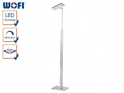 LED Stehlampe AVRIL, Fluter drehbar, Deckenfluter Stehleuchte LED Stehlampe