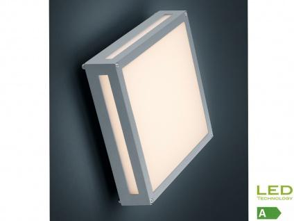 Decken-/Wandleuchte NEWA, Alu titan, inkl. 13, 5 W LED, 1000 Lm, 30cm - Vorschau 2