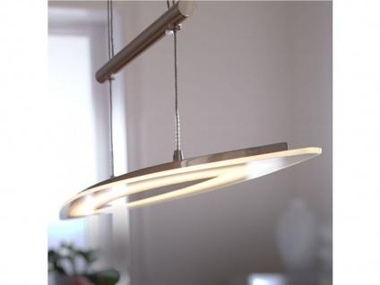 Höhenverstellbare, dimmbare LED-Hängeleuchte, Wofi-Leuchten - Vorschau 3
