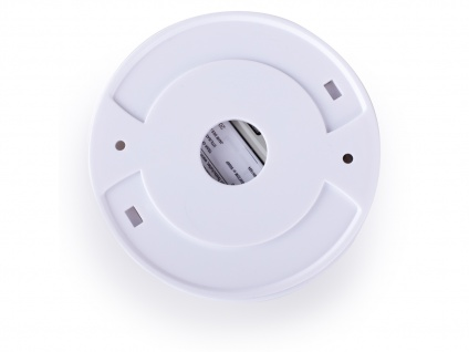 2er-SET Rauchmelder 5 Jahres Batterie TÜV geprüft + Magnetbefestigung Alarm - Vorschau 4
