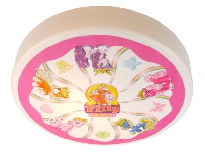 Kinderzimmerlampe Deckenleuchte Einhorn Filly bruchsichere Deckenschale Ø 36cm - Vorschau 1