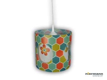 Beleuchtung für Kinderzimmer Schirm drehend Lichtspiel Kinderlampe EXPLORE *NEU*