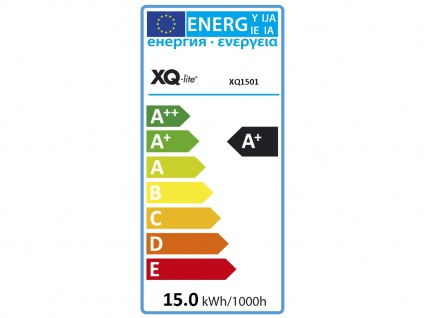 5er-Set LED-Leuchtmittel E27, 15W, 1520 Lumen, 2700 Kelvin, EEK A+ - Vorschau 3