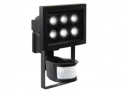 Ranex XQ1010 CREE LED-Flutlichtstrahler 12m/180° Bewegungsmelder, 1600 Lumen