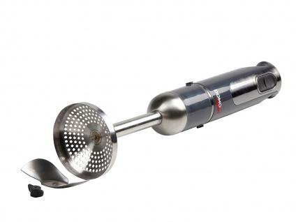 Domo Stabmixer 800 Watt, Edelstahl, Farbe schwarz, Pürier Zauber Stab Mixer - Vorschau 3