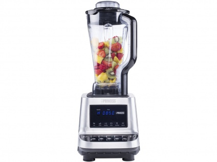 Standmixer 1600W, 26.800 U/min, Blender Hochleistungs Smoothie Maker Mixer