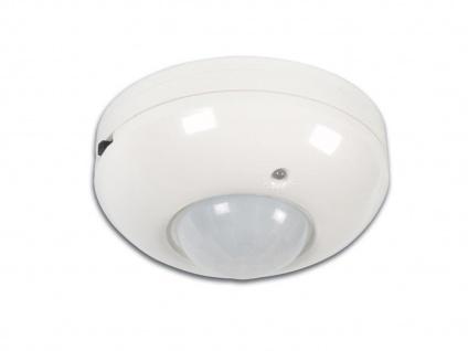 360° PIR Decken Bewegungsmelder, Aufputz, 1200W, Bewegungssensor PIR Sensor - Vorschau 2