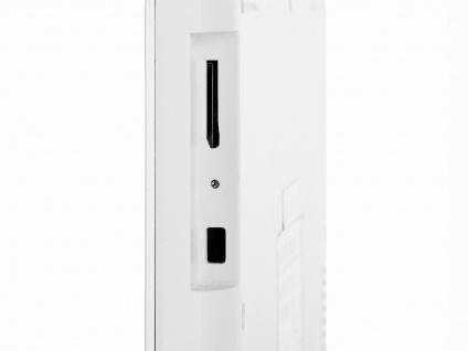 Einparteien Videosprechanlage LCD Bildschirm + Türöffner für weitöffnende Türen - Vorschau 3