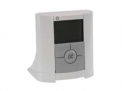 Funk Raumthermostat V22 Wochentagsprogramm, Thermostat für Empfänger V23 / V25
