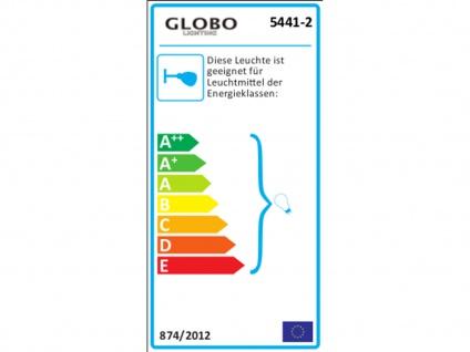 2x Globo Deckenleuchte Deckenstrahler LORD mit LED, Holz, Deckenlampe E14 Spot - Vorschau 2
