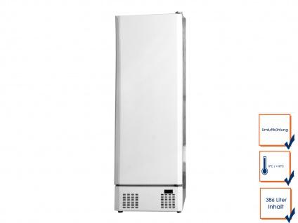 Gastro Kühlschrank ohne Gefrierfach 386L, 0°C/10°C, Profi Freistehend Stand