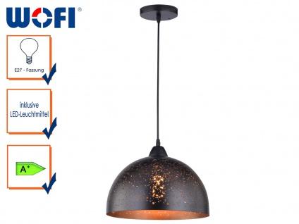 Hängeleuchte TORRE mit Filament-LED, Pendelleuchte Hängelampe Wofi-Leuchten