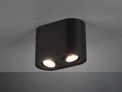 Deckenlampen, Lichtspots, Aufbaustrahler für über Kochinsel Galerie schwenkbar