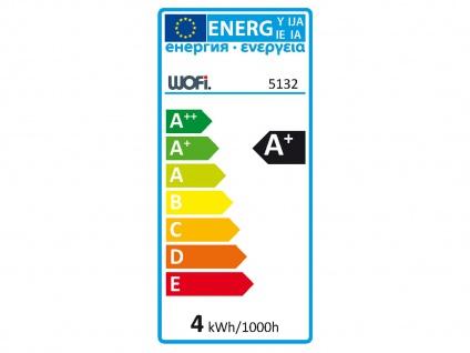 Filament LED dimmbar E27 Leuchtmittel Glühlampe Klares Glas 4W 350lm 2700K - Vorschau 4