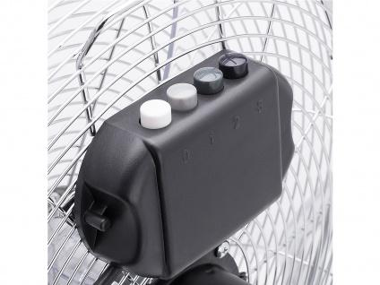 Set Großer Stehventilator & Bodenventilator Ø 45cm ? Tischlüfter Winderzeuger - Vorschau 4