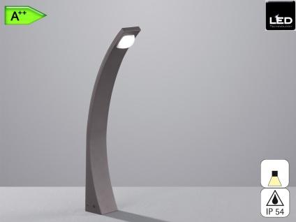 Außen-Wegeleuchte SEINE, anthrazit, inkl. 6 Watt LED, H: 57cm, IP54