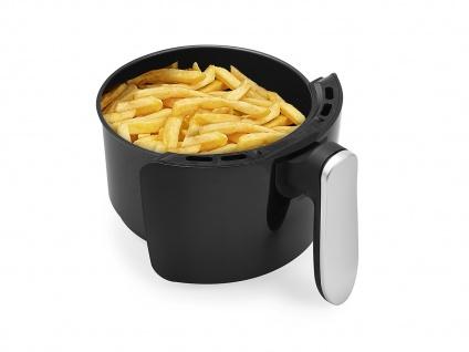 Mini Heißluftfritteuse Crispy Fryer ohne Öl 2 Liter 1000 Watt Leistung Tristar - Vorschau 5