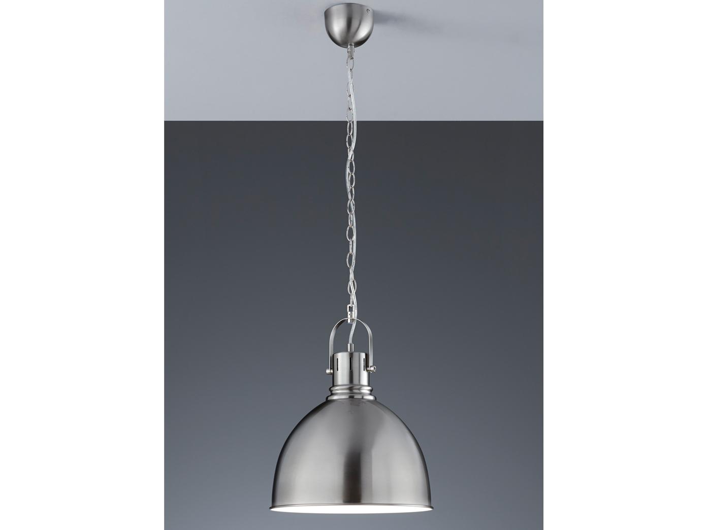 Lampen Modern Design : Hängelampe modern design nickel matt Ø cm trio leuchten