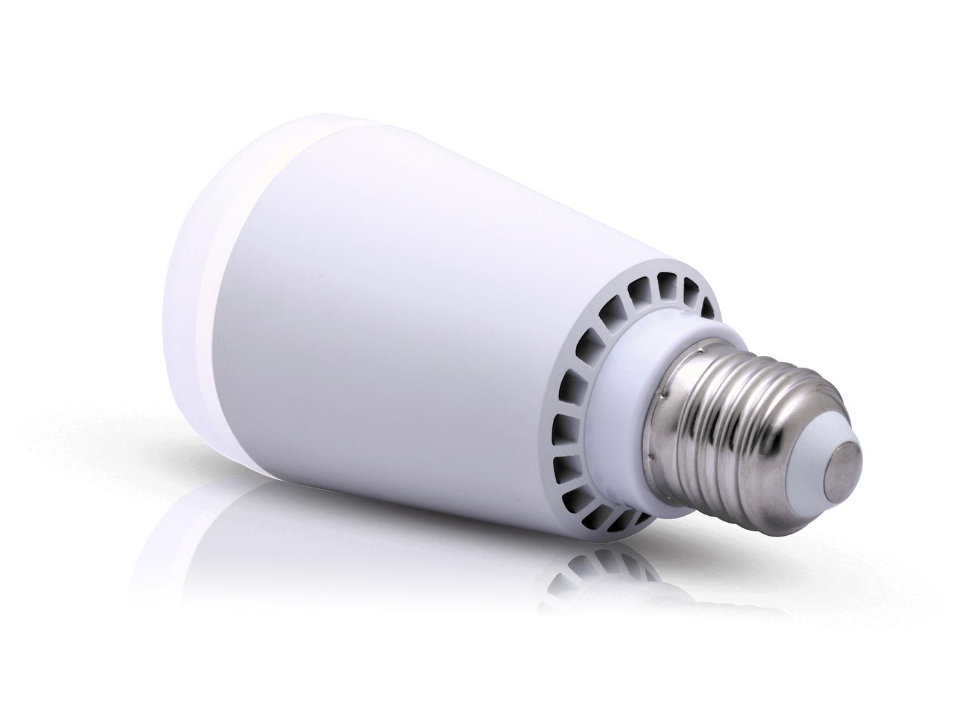 2er-Smart LED Bulb Glühbirne Bluetooth Farbwechsel Stimmungslicht App-Steuerung