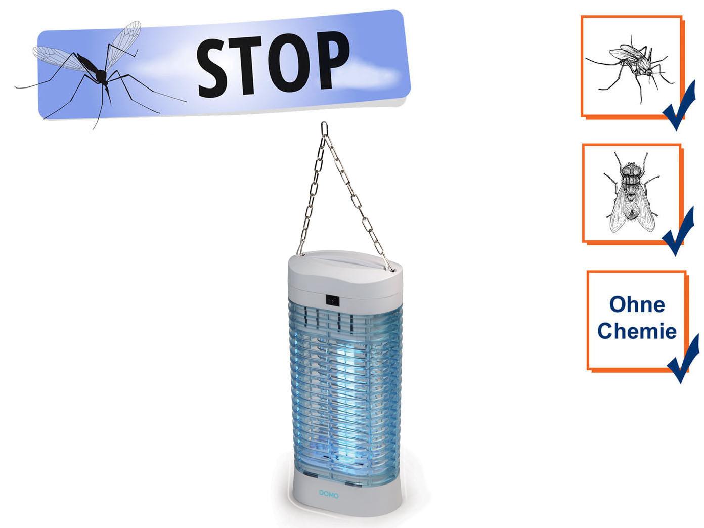 Profi Insektenvernichter Mit Aufhangung Licht Falle Mucken Lampe Camping
