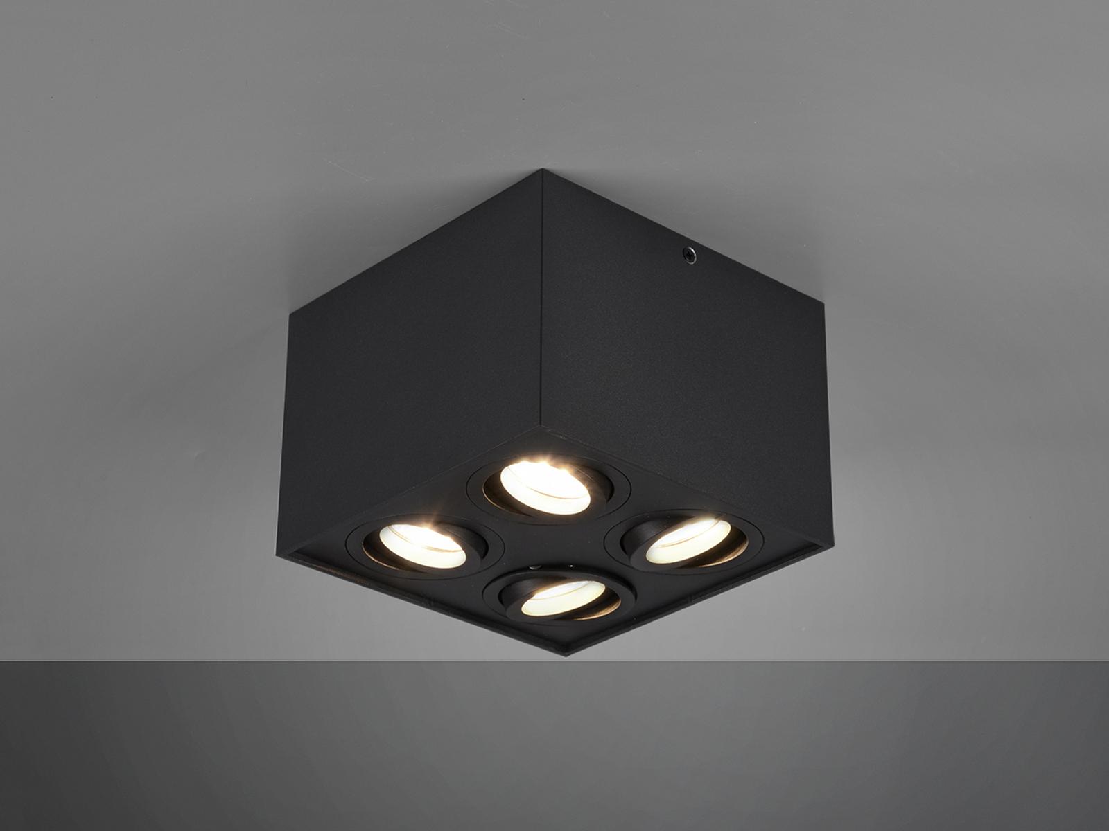 Coole Led Deckenlampen Fur Jugendzimmer Kuchenstrahler In Geometrischen Formen Kaufen Bei Setpoint Deutschland Gmbh