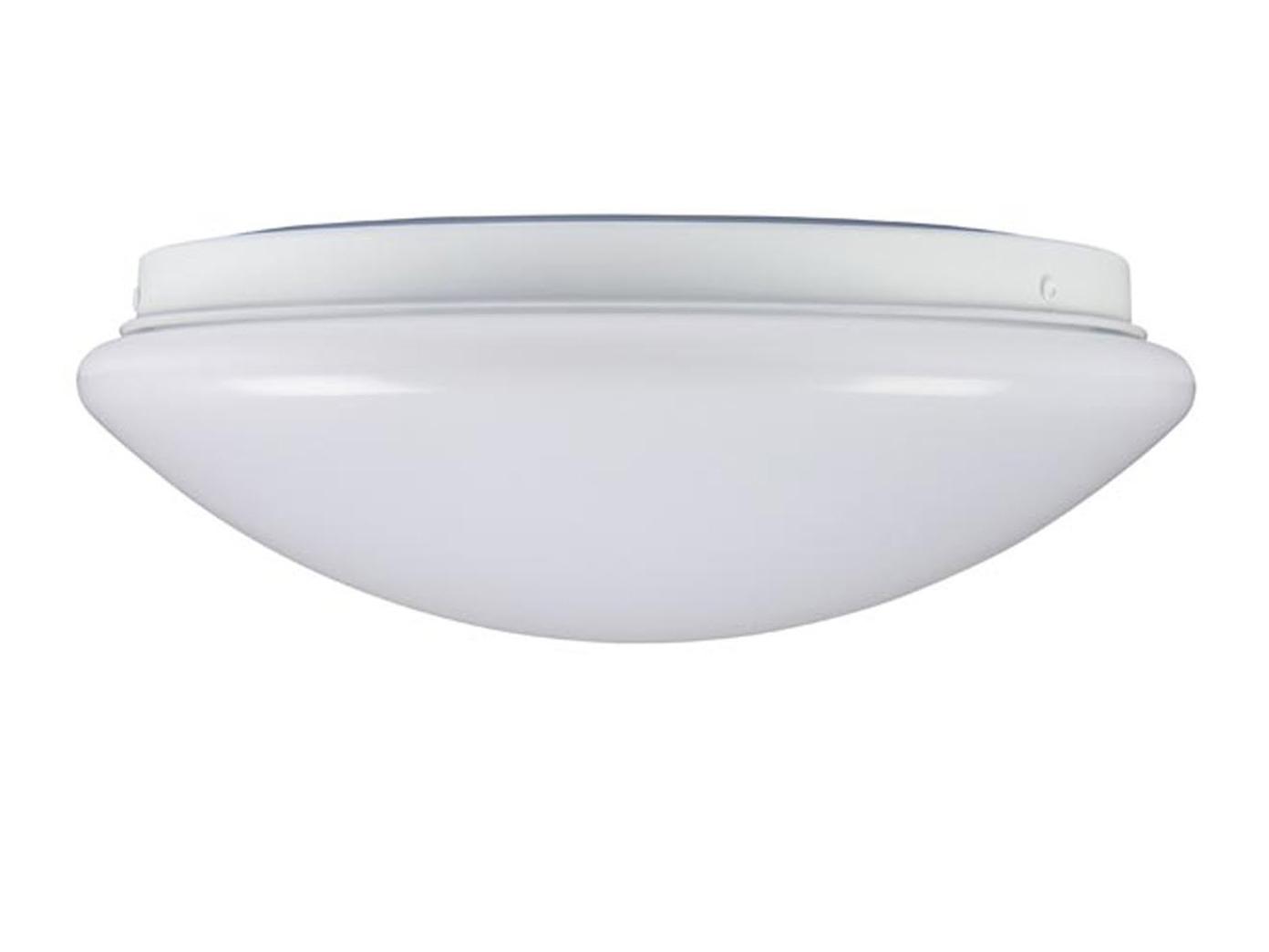 led deckenlampe rund deckenleuchte wei 26cm deckenbeleuchtung flur diele kaufen bei setpoint. Black Bedroom Furniture Sets. Home Design Ideas