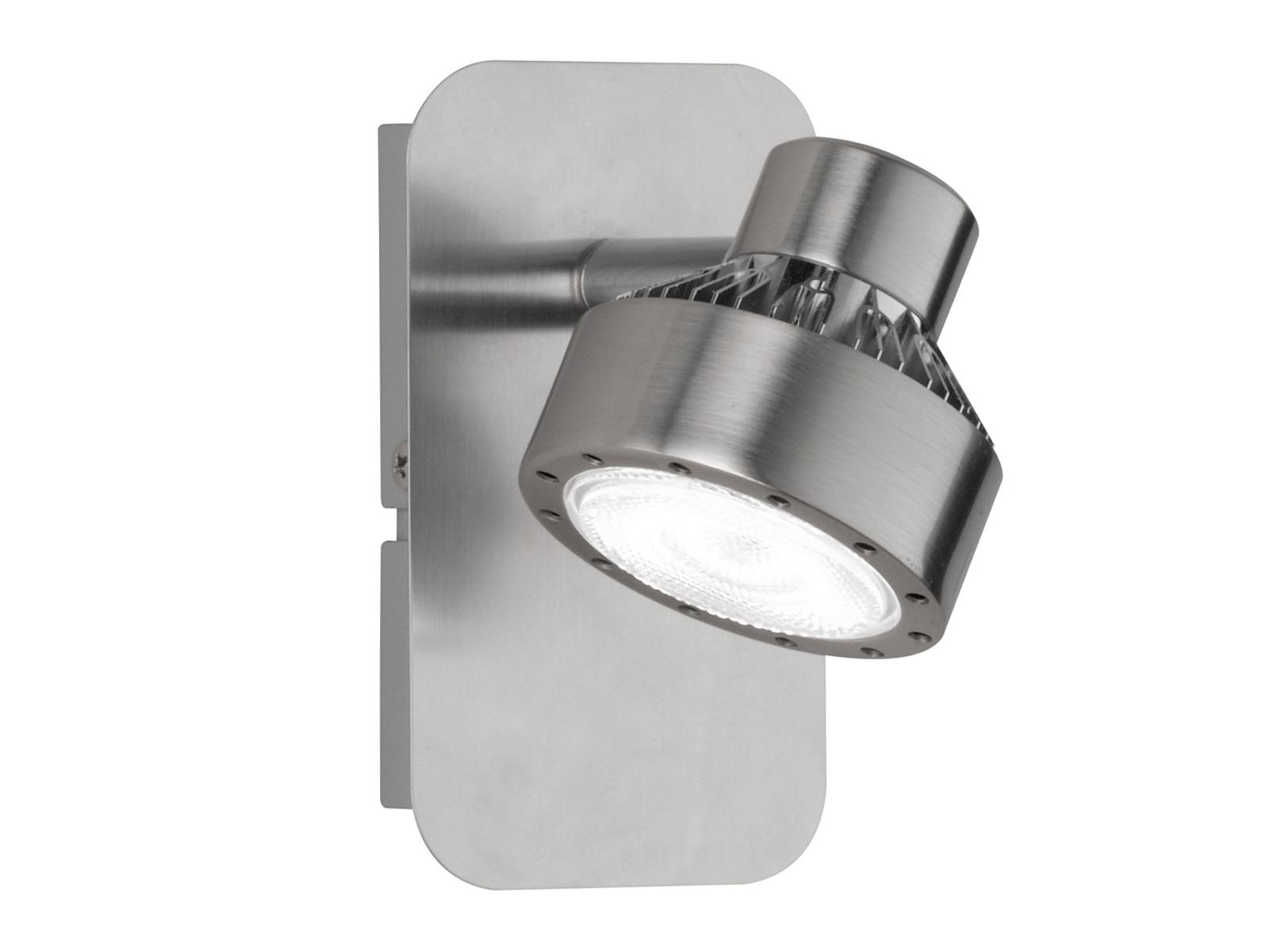 dimmbar Wandspot LED Spot Spot schwenkbar 2er Set LED Wandlampe LOCAL