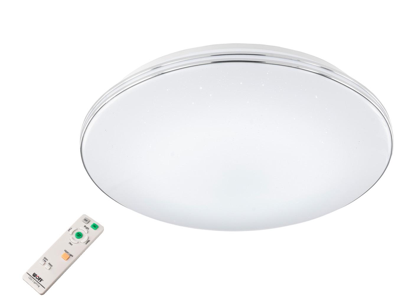Dimmbare Led Deckenlampe Rund 45 5cm Mit Farbwechsel