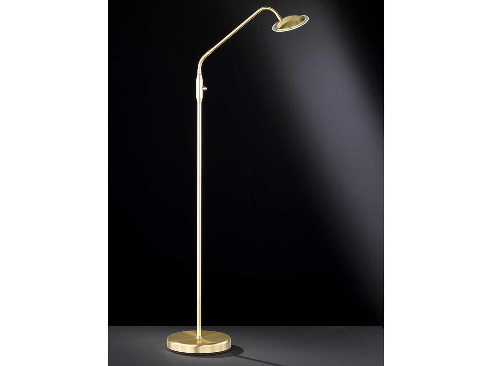 Stehlampe Wofi Leuchten Led Leselampe Mit Dimmer Farbtemperatur