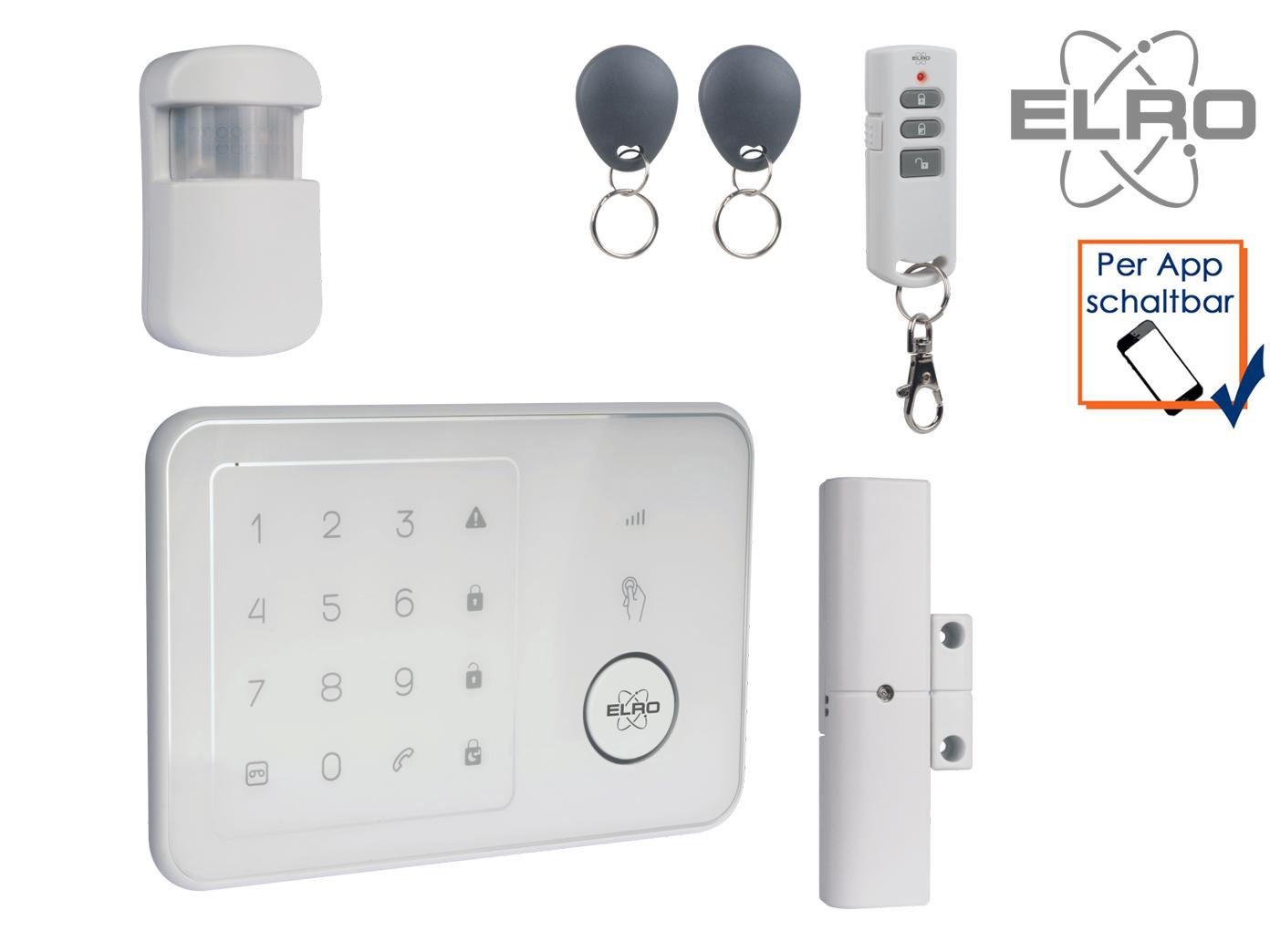 Einbrecher mit der Smart Home App abschrecken