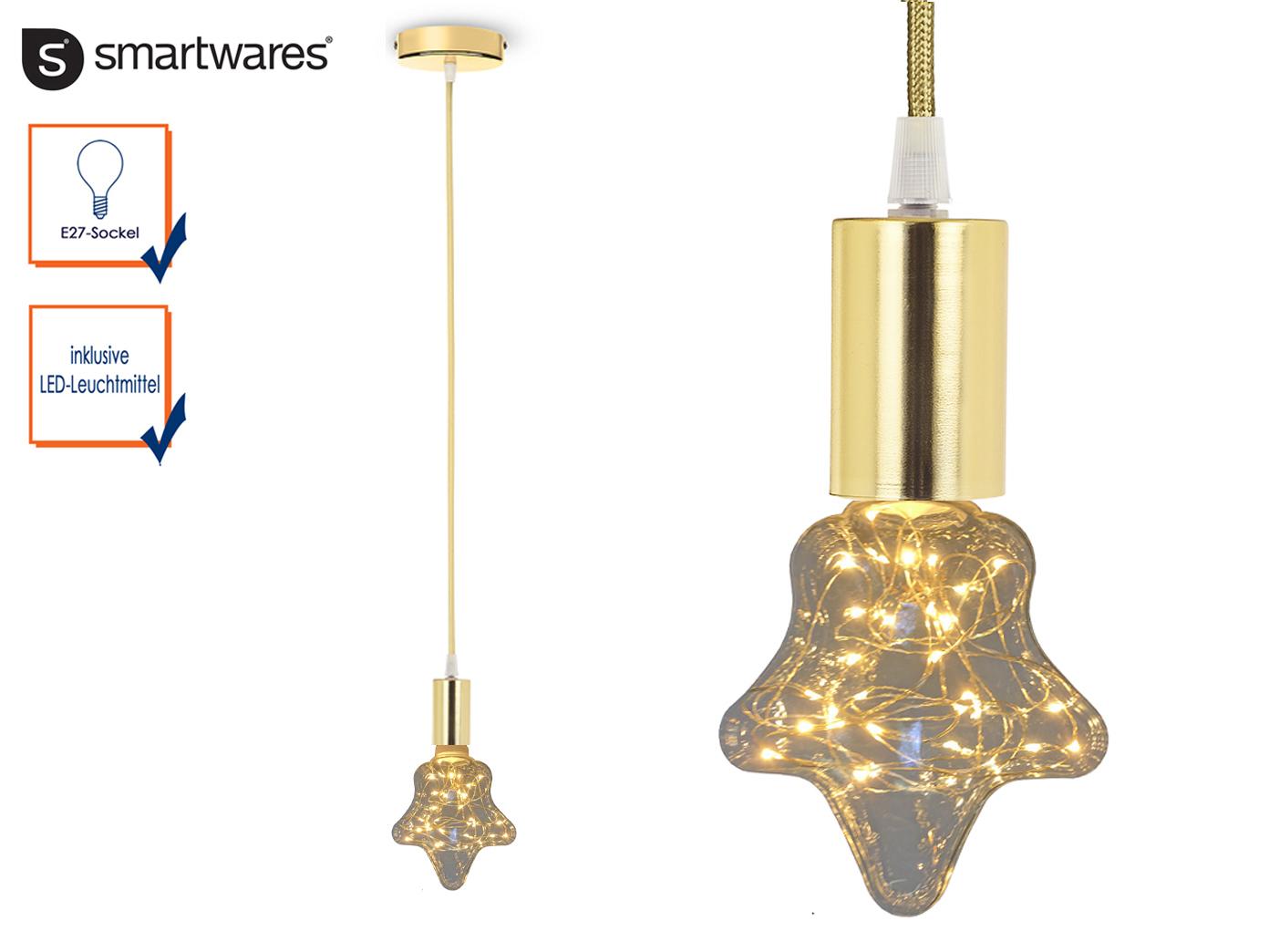 moderne lampenaufh ngung goldsockel textilkabel mit e27. Black Bedroom Furniture Sets. Home Design Ideas