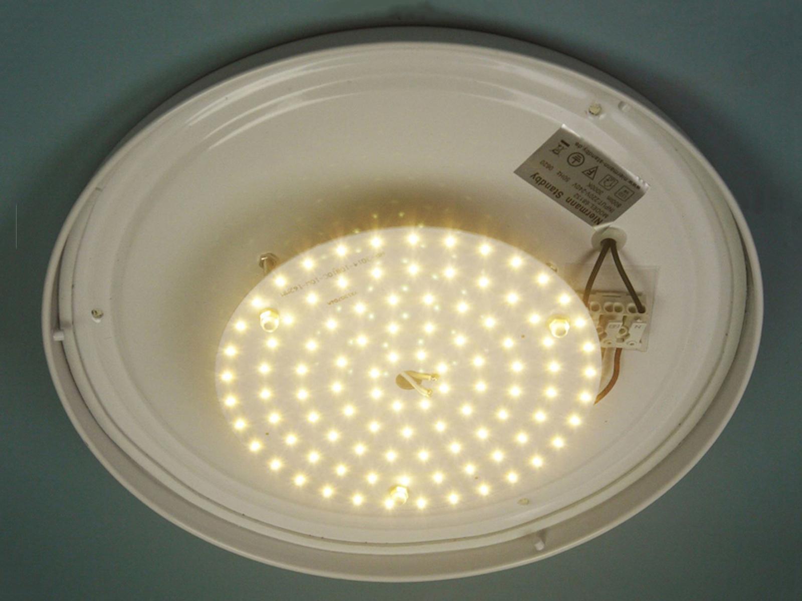 Glasleuchte Alabaster Design Ø 35cm Deckenlampe rund Glas Küchenlicht *NEU*