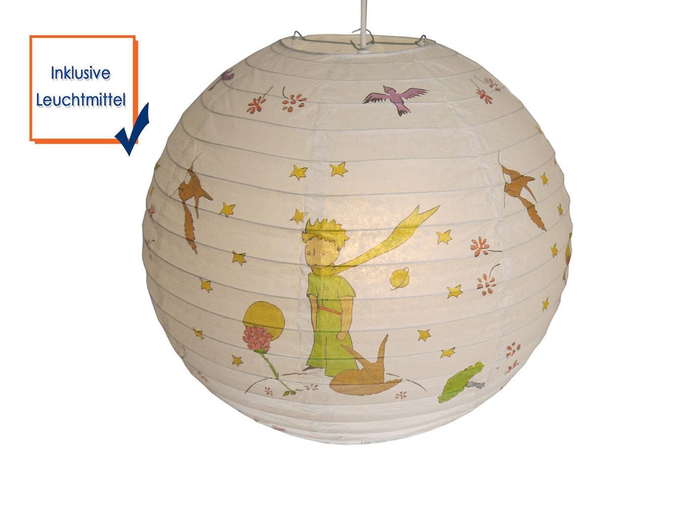 Lampenschirm papier kinderzimmer for Hangeleuchte kinderzimmer