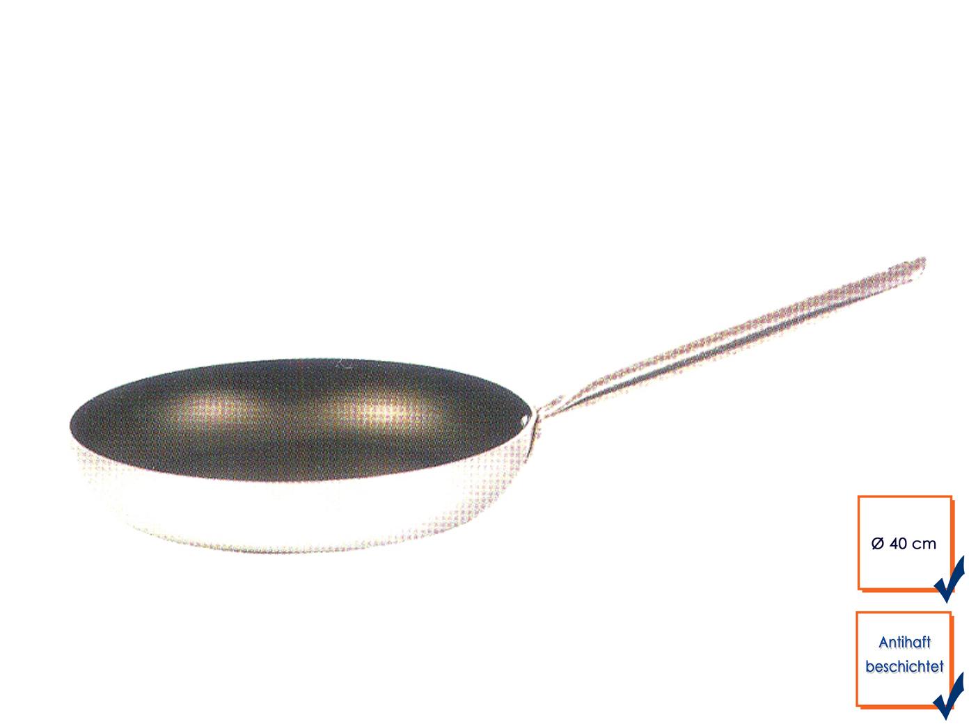 Gastronomie Ø20 bis 40 cm Bratpfanne beschichtet Profi Pfanne