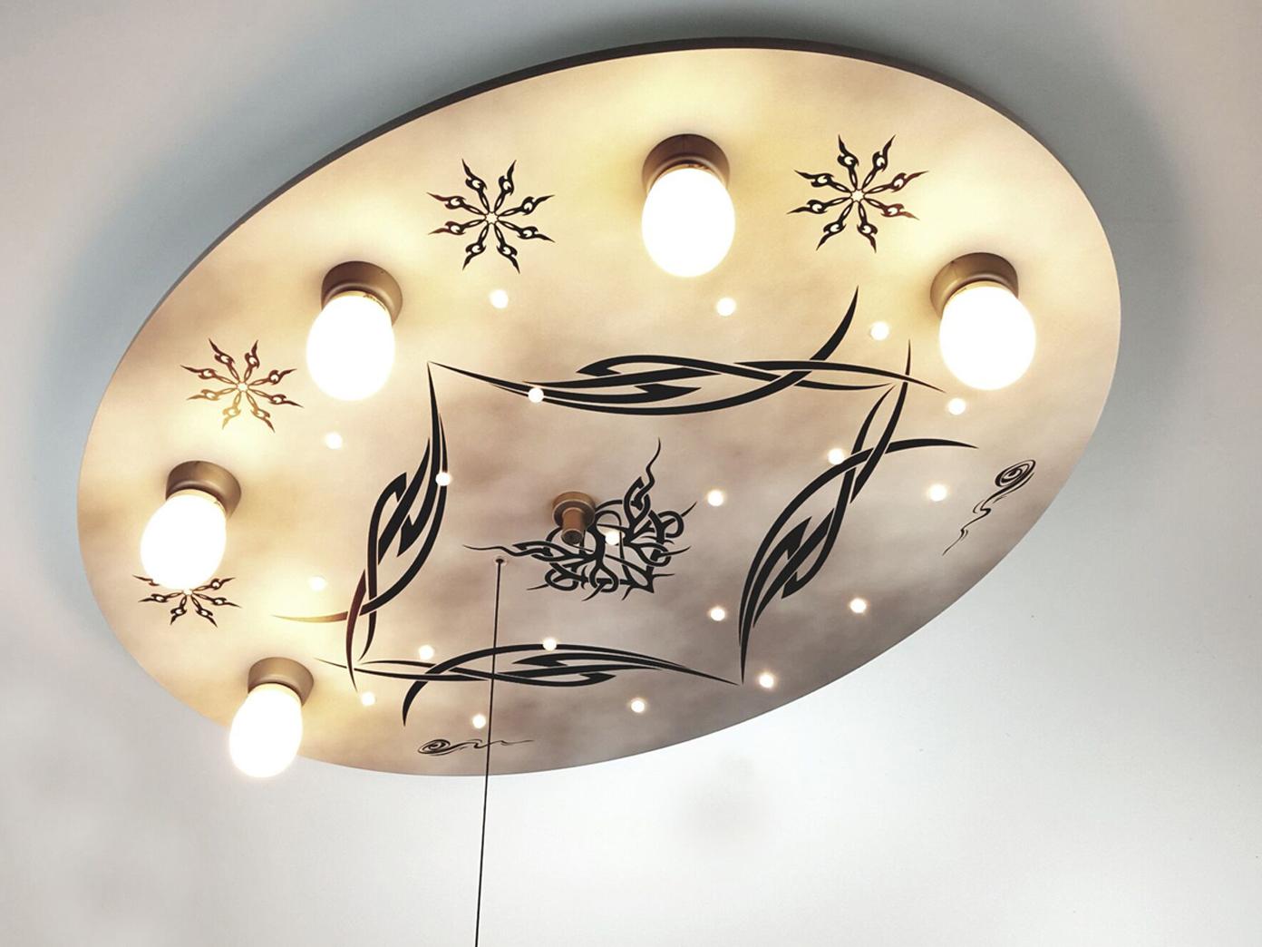 Led Kinderzimmerlampe Decke Gothic Led Schlummerlicht Zugschalter Sternenhimmel