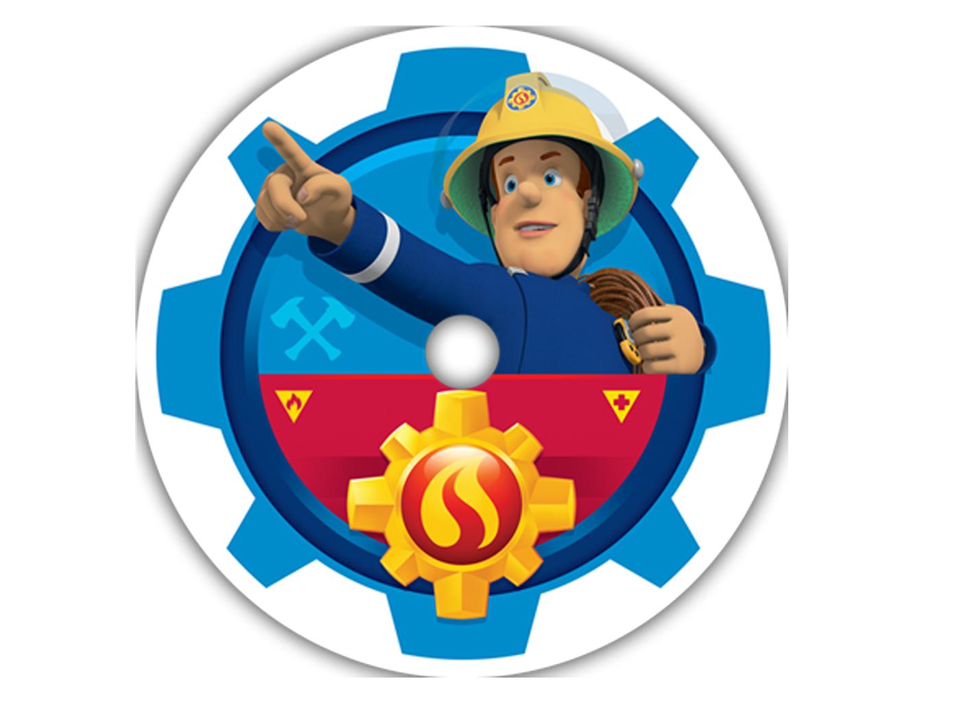 Rauchmelder Feuerwehrmann Sam Mit 10 Jahres Batterie Feueralarm Kinderzimmer