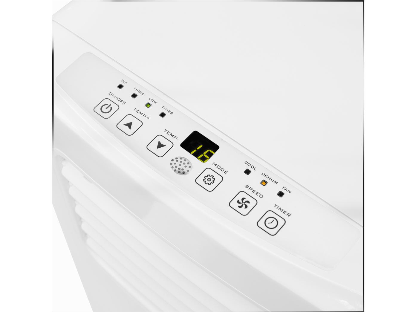 Lokales Klimagerät 3 Betriebsarten Eek A 2 63 Kw Mobile