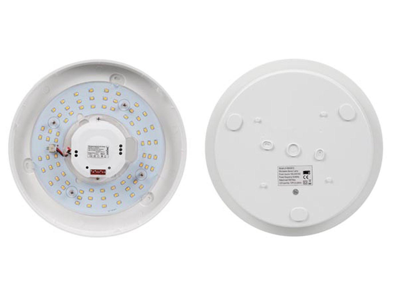 Led deckenleuchte mit bewegungsmelder deckenlampe for Deckenlampe flur