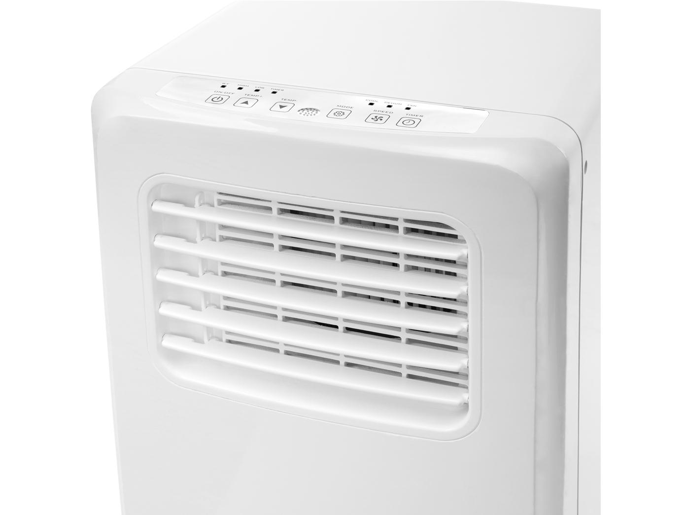 Lokales Klimagerät 3 Betriebsarten Eek A 2 05 Kw Mobile